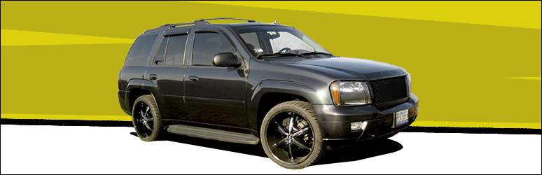Chevrolet Trailblazer Parts
