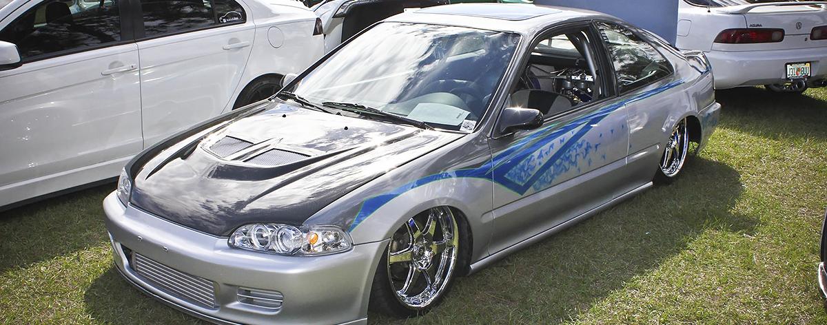 Honda Civic Parts at Andy's Auto Sport