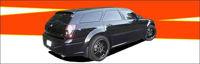 Dodge magnum parts at andy 39 s auto sport - Dodge magnum interior accessories ...