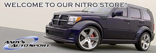 Dodge Nitro Pimped