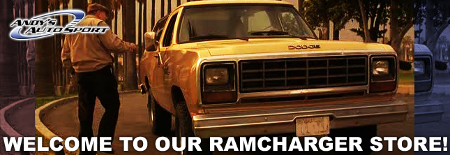 Dodge Ramcharger Parts Ramcharger Suv Parts