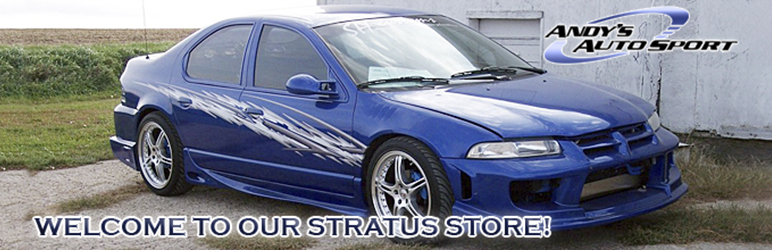 Dodge Stratus Parts at Andys Auto Sport