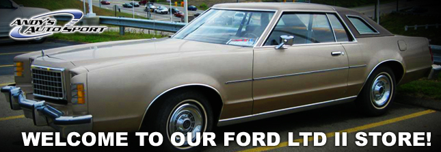 Ford LTD 2 Sport http://www.andysautosport.com/auto_parts/ford_ltd_ii.html