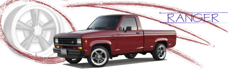 Ford Ranger Parts at Andy's Auto Sport