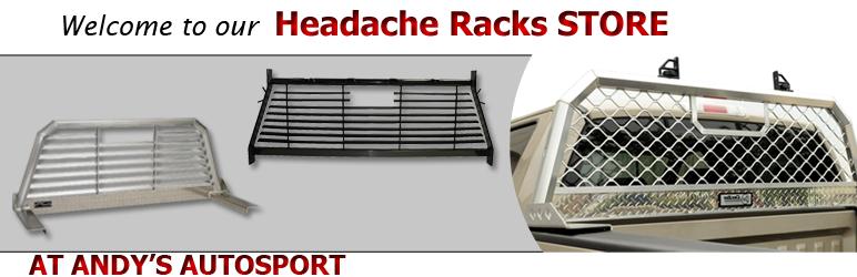 Ford f150 headache racks at andy 39 s auto sport