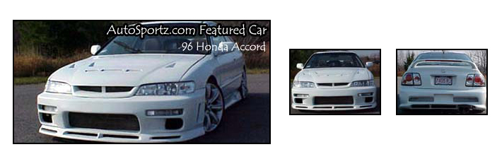 Honda Accord Parts At Andy S Auto Sport