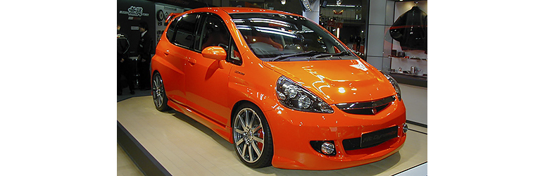 Honda Fit Parts at Andy's Auto Sport