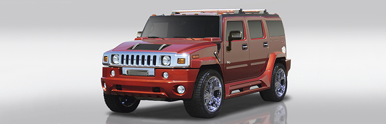Hummer H2 Parts at Andy's Auto Sport
