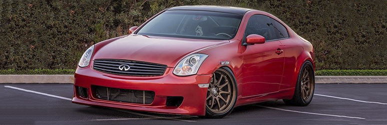 Infiniti G35 Parts At Andys Auto Sport