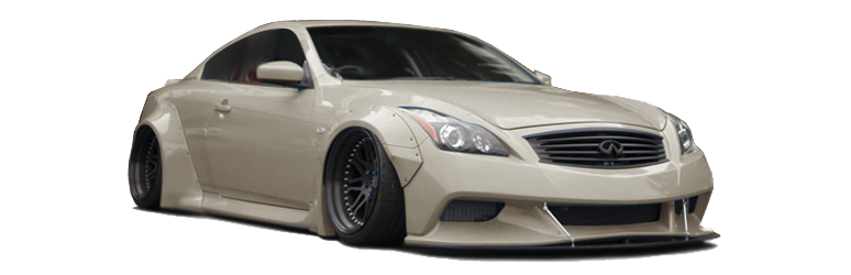 Infiniti G37 Accessories at Andy's Auto Sport