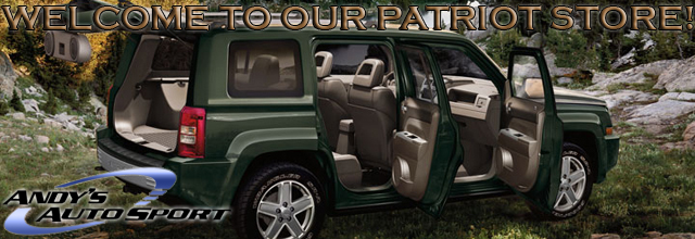 Images Of Jeep Patriot Aftermarket Parts