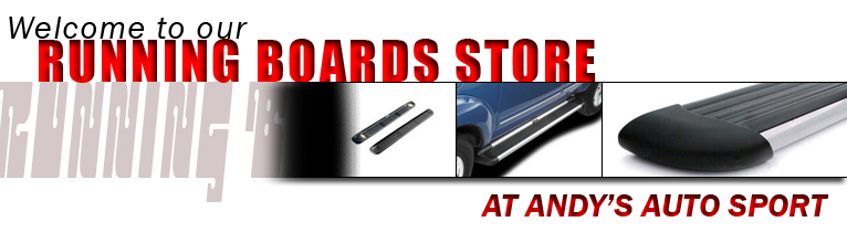lincoln navigator running boards at andy 39 s auto sport. Black Bedroom Furniture Sets. Home Design Ideas