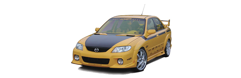 Mazda Protege Parts At Andys Auto Sport