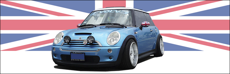 Mini Cooper Parts At Andy's Auto Sport