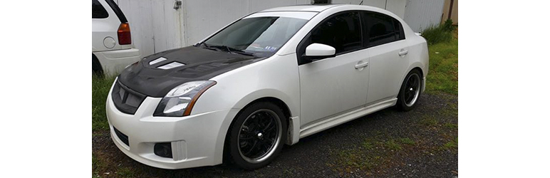 Nissan Sentra Parts At Andys Auto Sport