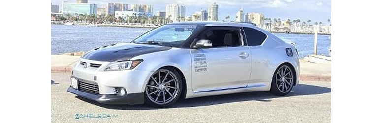 Scion tC Accessories at Andy's Auto Sport