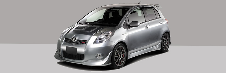 Toyota Yaris Parts at Andy's Auto Sport