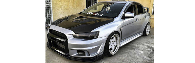 up mitsubishi front for accessories bodykits chargespeed engine radiator c plate dress cooling lancer on com shop
