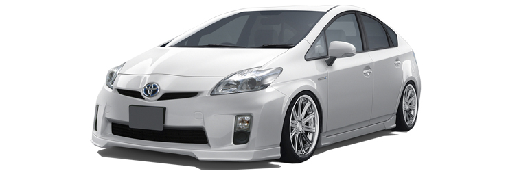 Toyota Prius Accessories at Andy's Auto Sport