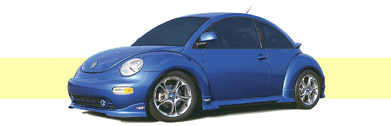 Volkswagen Beetle Parts at Andy's Auto Sport