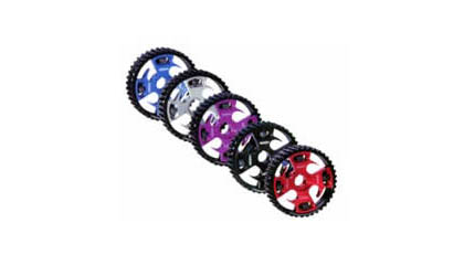 88-91 Honda Civic 4Cyl. SOHC Venom Cam Gears - Purple