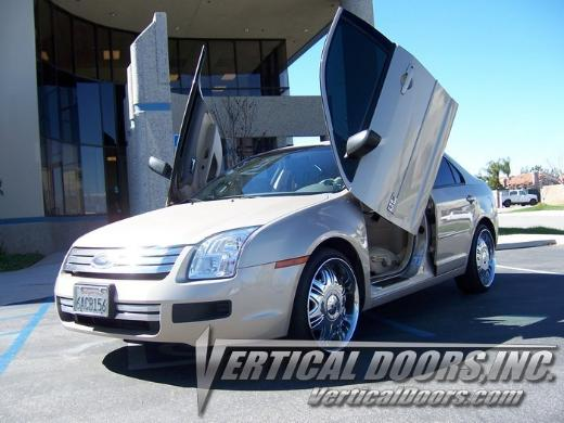 05-UP Ford Fusion  Vertical Doors Inc Lambo Doors - Direct Bolt On Kit