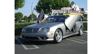 00-06 Mercedes CL Vertical Doors, Inc. Vertical Doors - Direct Bolt-On