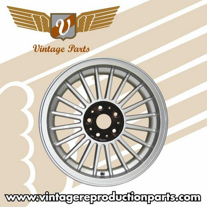 77-86 Early 7 Series Vintage Reproduction 5 X 120 E16.2 16x7 Automotive Wheel