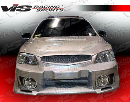 00-05 Hyundai Accent 4dr Vis Racing EVO 5 Body Kit