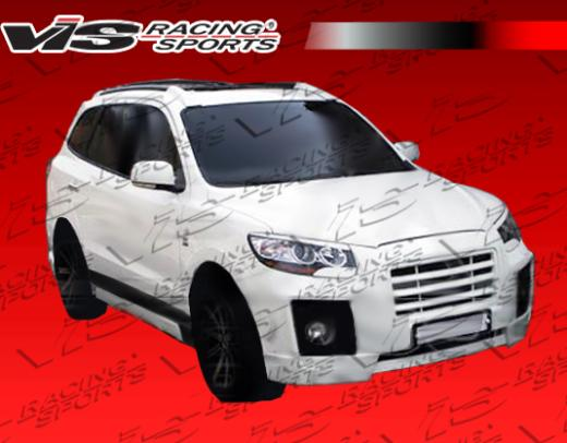 01-06 Hyundai Santa Fe 4dr Vis Racing Top Mate Body Kit