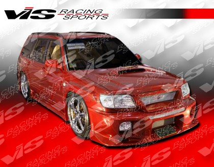 01-03 Subaru  Forester 4dr Vis Racing Tracer Body Kit