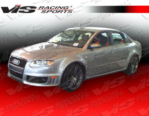 06-08 Audi A4 4dr Vis Racing RS4 Front Fenders