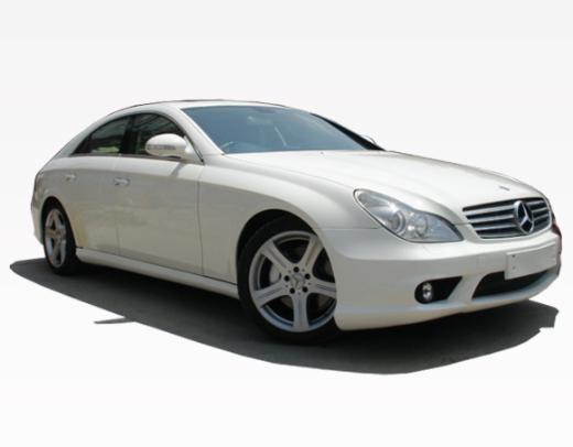 06-11 Mercedes CLS W219 4dr Vis Racing Euro Tech Body Kit