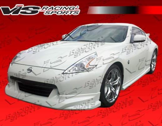 09-10 Nissan 370Z 2dr Vis Racing Techno R Body Kit