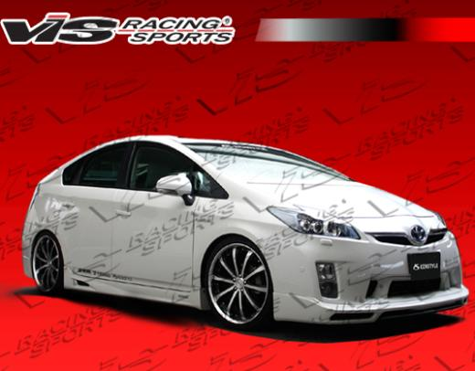 10-11 Toyota Prius 4dr Vis Racing K Speed Body Kit