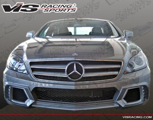 12-12 Mercedes CLS C218 4dr Vis Racing VIP Body Kit