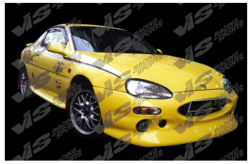 90-95 Mazda MX3 2dr Vis Racing Magnum Body Kit