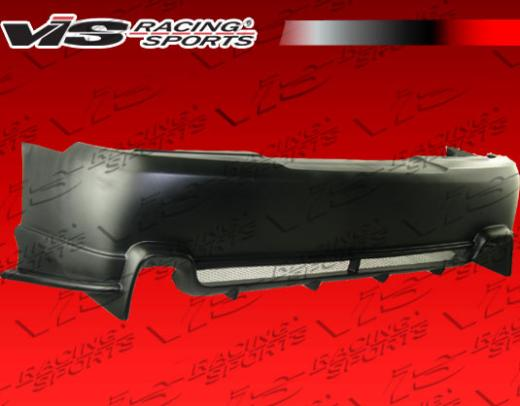 1999-2004 Ford Mustang Vis Racing Invader 3 Rear Bumper