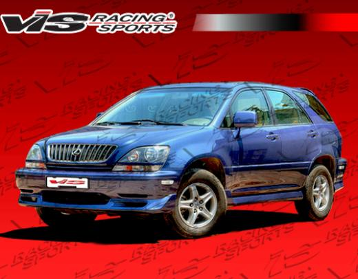 99-03 Lexus RX 300 4dr Vis Racing Techno R Body Kit