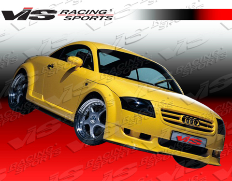 1999-2006 Audi TT VIS Racing A Tech Body Kit - Front Lip
