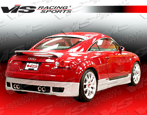 1999-2006 Audi TT VIS Racing R Tech Body Kit - Rear Lip