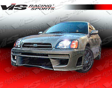 00-04 LLegacy 4DR VIS Racing STI Body Kit - Full Kit