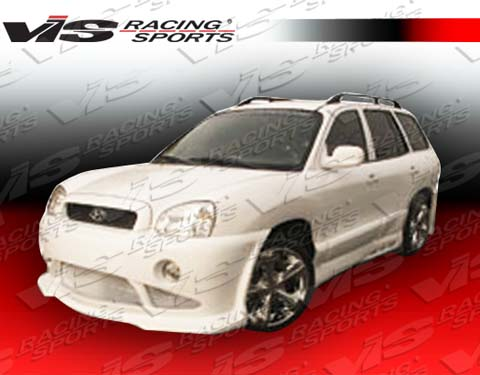 01-06 Santa Fe 4DR VIS Racing Outcast Body Kit - Full Kit