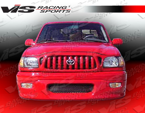 1995-2004 Toyota Tacoma VIS Racing Techno R Body Kit - Front Lip