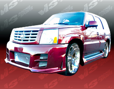 2002-2006 Cadillac Escalade VIS Racing Outcast Body Kit - Side Skirts
