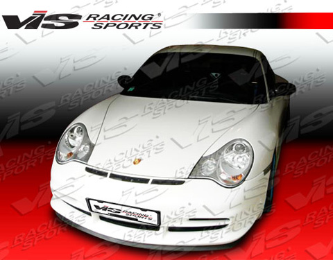 02-04 996 2DR VIS Racing GT 3 Body Kit - Front Bumper
