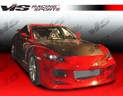 Mazda Racing Auto Parts on Racing Razor Body Kit   Full Kit For 04 Up Mazda Rx8 At Andy S Auto
