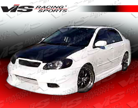 Auto  Racing on Vis Racing Tracer Body Kit   Front Bumper For 03 08 Toyota Corolla At