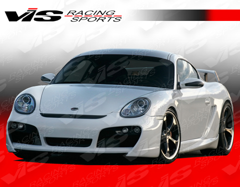 06-08 Cayman 2DR VIS Racing A Tech GT Body Kit - Full Kit