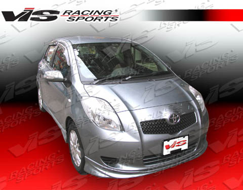 Auto Racing Sports on Racing S Body Kit   Front Lip For 07 Up Toyota Yaris At Andy S Auto